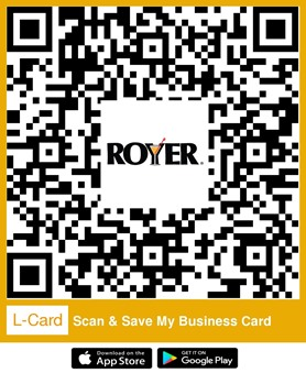 L-Card Business Card QR Code