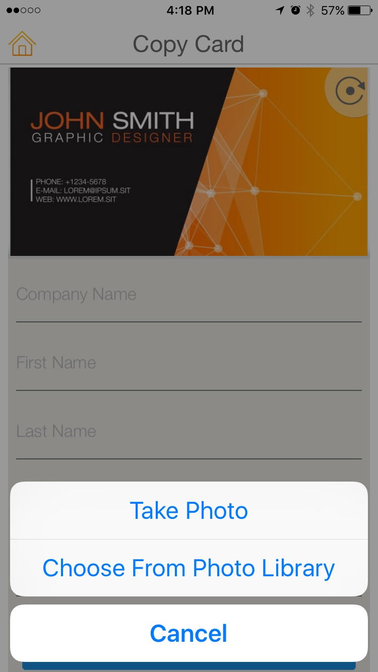 L-Card - Digital Business Card App for Android and iPhone | Business ...